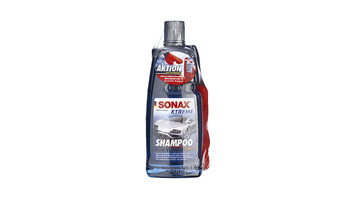 Sonax Xtreme Shampoo 2 in 1 Aktionsset